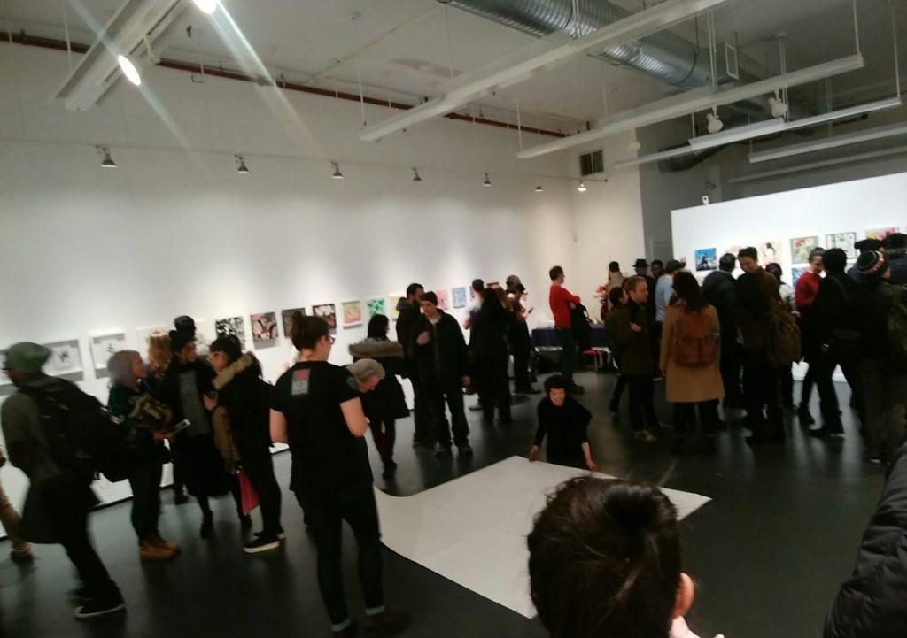 現代アート,ニューヨーク,書道