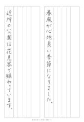 書道教室,手本,筆ペン,ZOOM,習字,美文字,ペン字,添削,オンラインレッスン