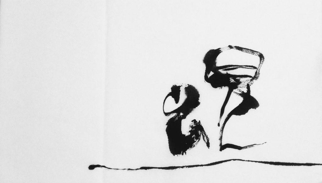筆文字,現代アート,書道